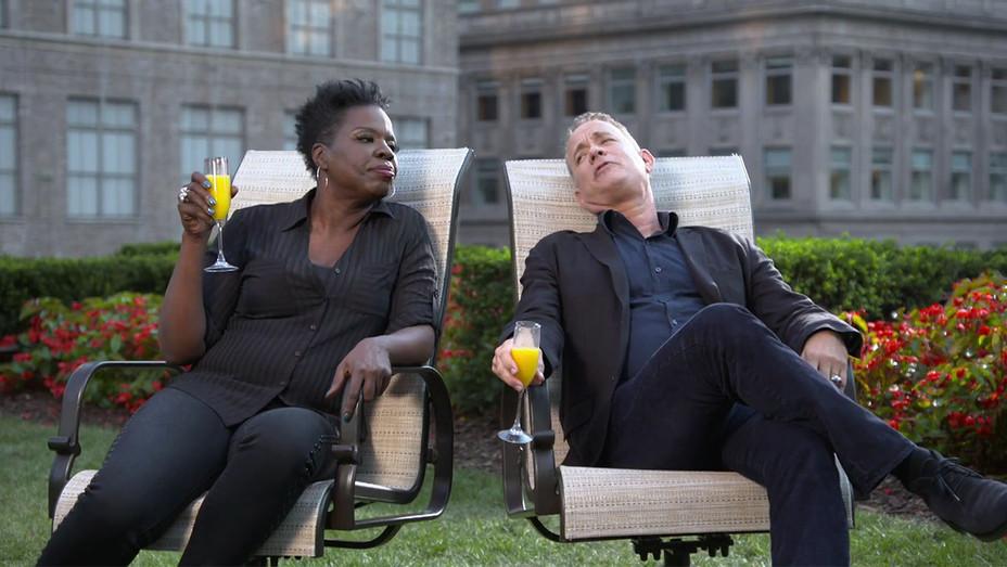 SNL_Leslie Jones_Tom Hanks_Promo - H 2016