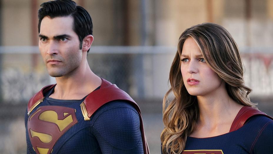 Supergirl - The Last Children of Krypton - Tyler Hoechlin and  Melissa Benoist- H 2016
