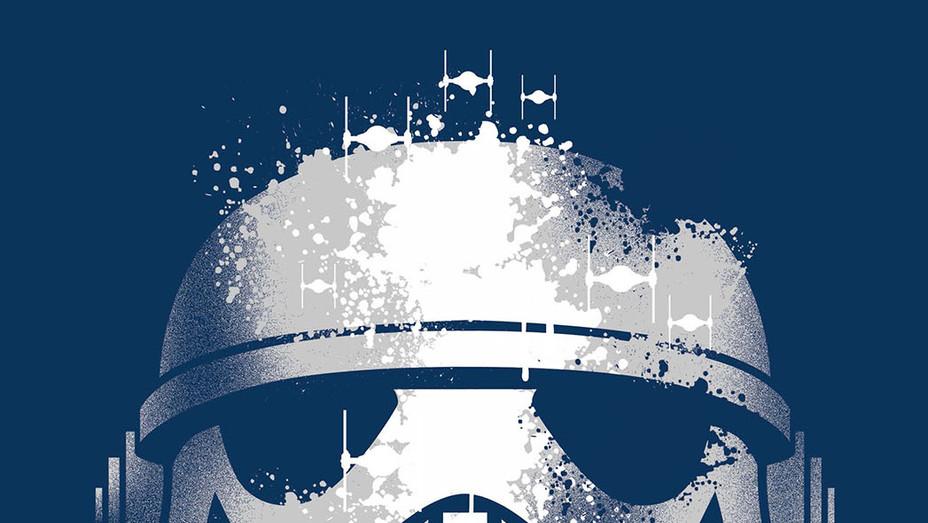 Star Wars Propaganda Poster - Publicity - P 2016