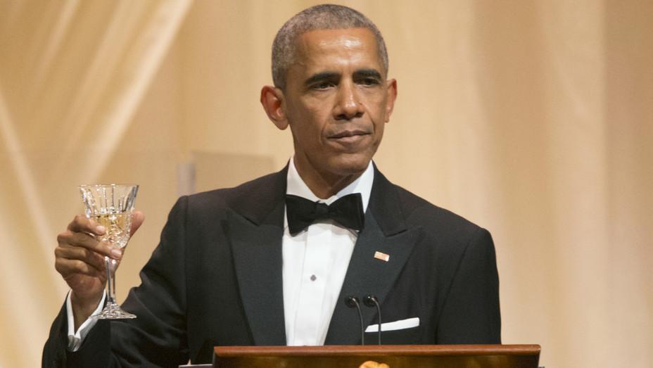 President Obama - State Dinner - Getty - H - 2016