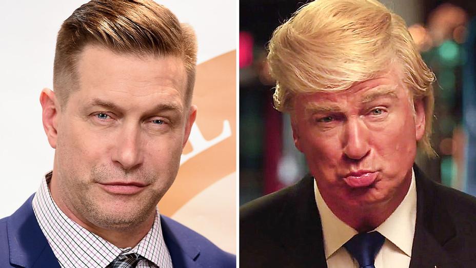 Stephen Baldwin and Alec Baldwin as Trump Screengrab Saturday Night Live -H 2016