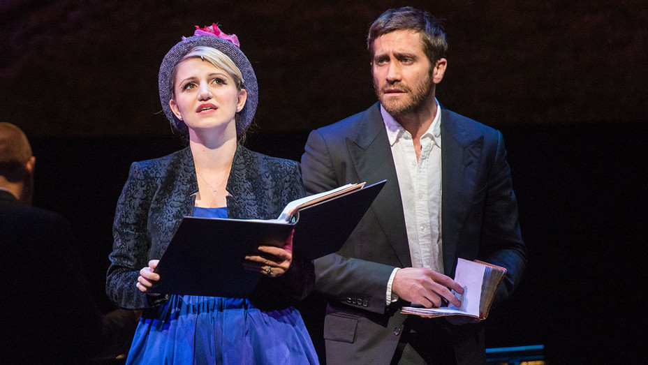 Sunday in the Park With George - Annaleigh Ashford Jake Gyllenhaal - H - 2016