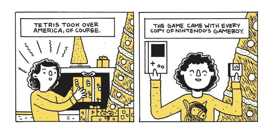 Tetris comic - H - 2016