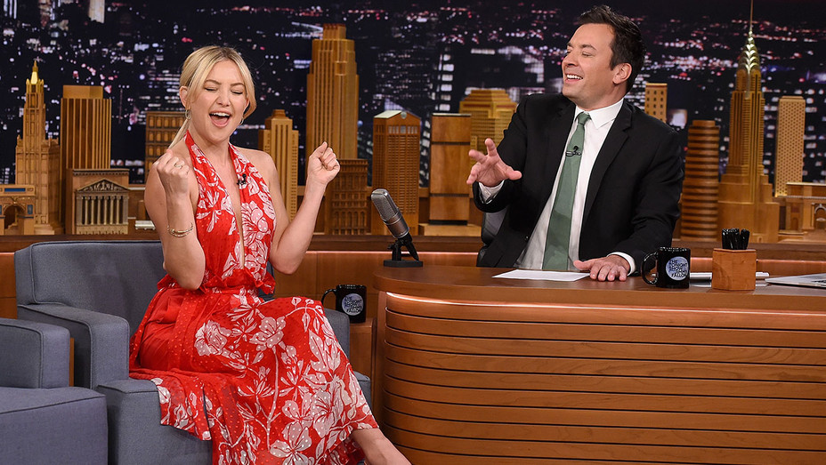 The Tonight Show with Jimmy Fallon_Kate Hudson - Getty - H 2016