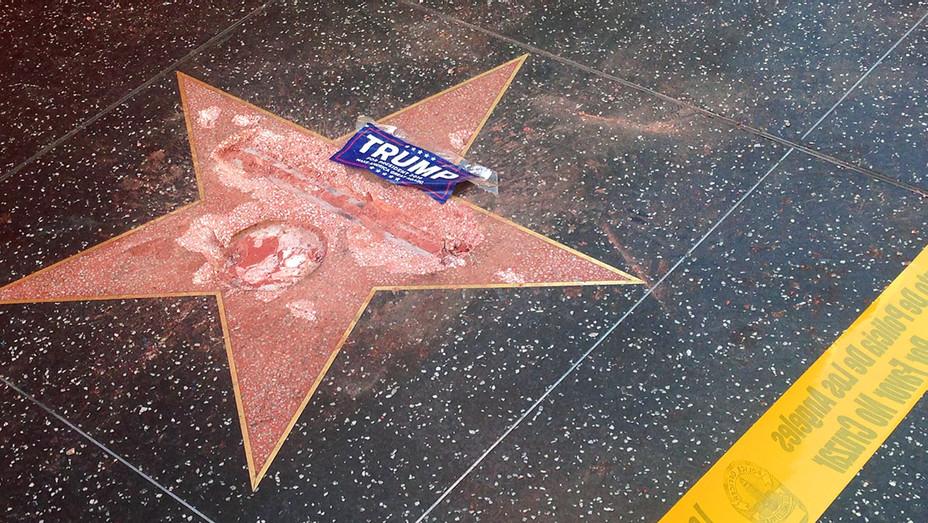 Trump Star - H 2016