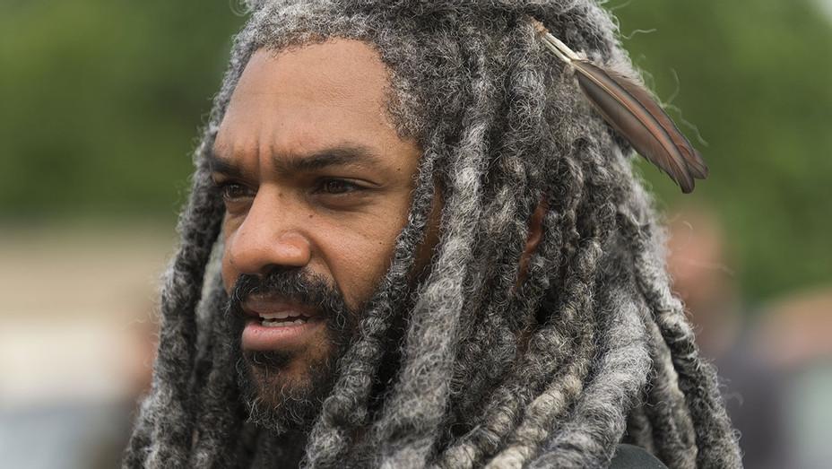 Walking Dead - Khary Payton as Ezekiel- Still - H 2016