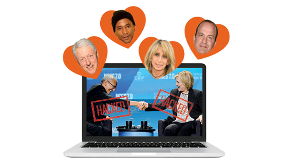 Who's Really on Hillary's?Call List - H - 2016