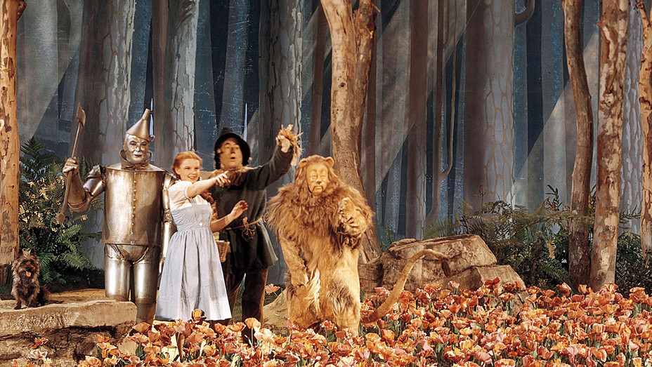 Backdrops - The Wizard of Oz - 1939 - One Time Use -H 2016