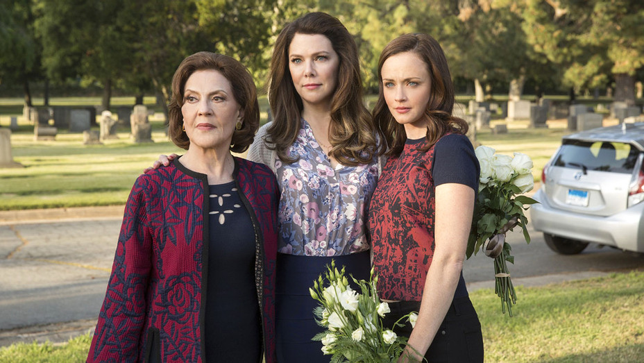 Gilmore Girls A year in the life - Netflix-H 2016