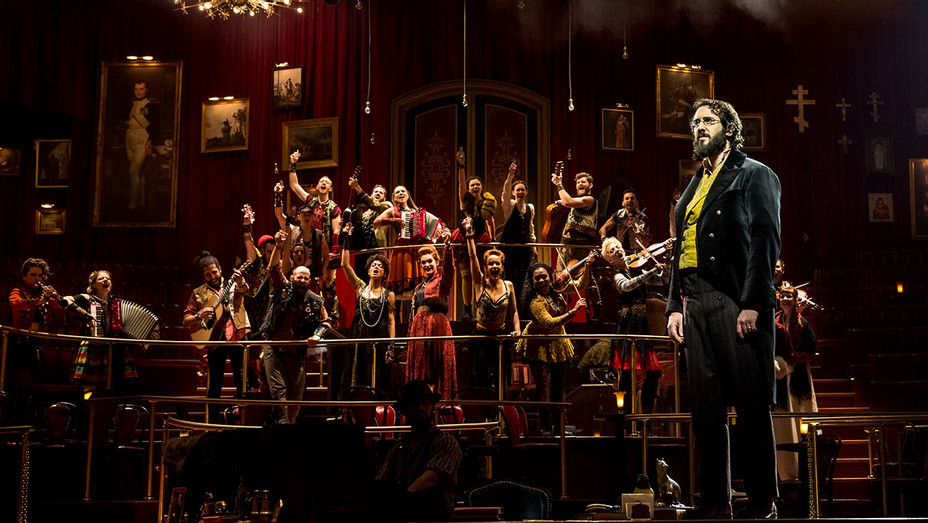 Josh Groban and the Cast of NATASHA, PIERRE & THE GREAT COMET OF 1812- Publicity -H 2016