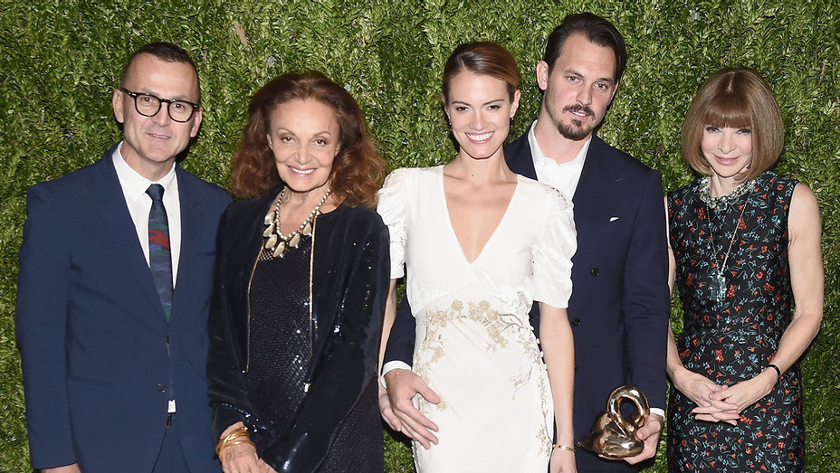 13th Annual CFDA Vogue Fashion Fund Awards - H - 2016