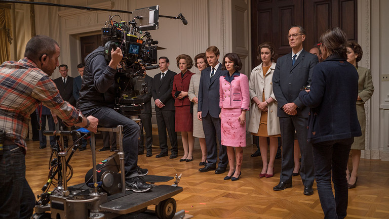 Making of 'Jackie': How a Chilean Director Convinced Natalie Portman to Play the Grieving First Lady