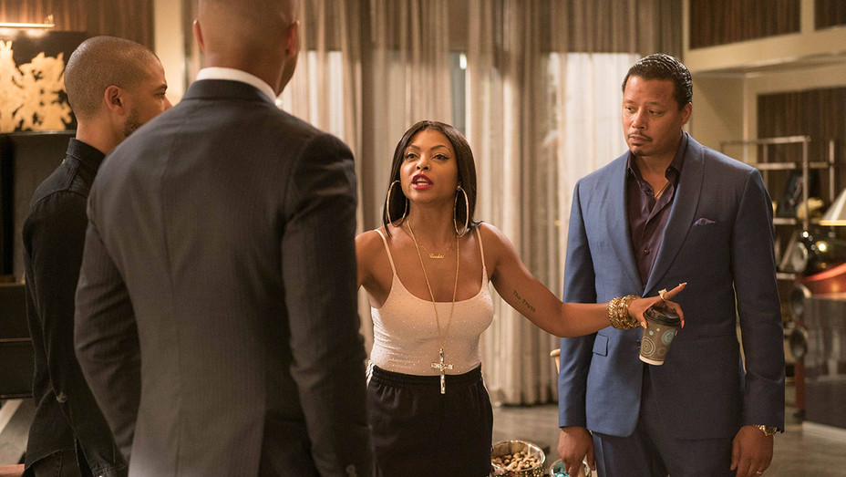 EMPIRE: Taraji P. Henson -episode- One Before Another- Publicity-H 2016