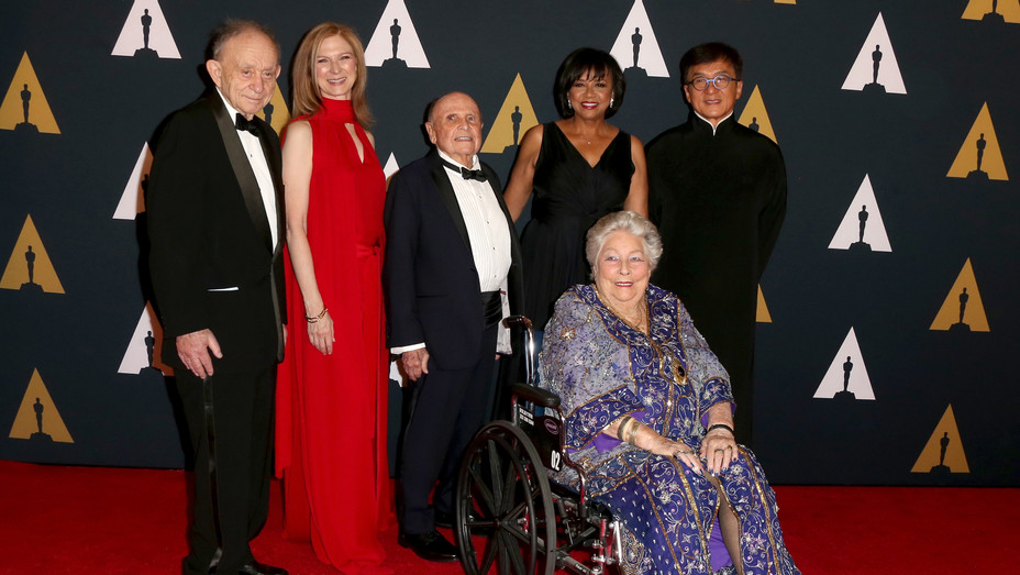 Governors Awards 2016 - Getty - H