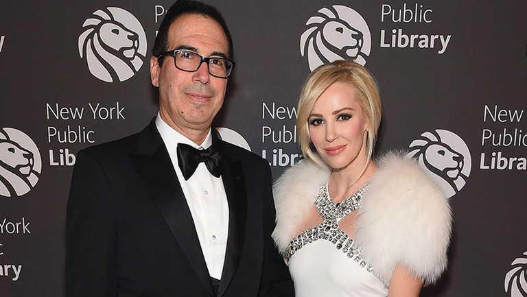 Inside Steven Mnuchin's Hit-and-Miss Path From Hollywood to Treasury Secretary Pick