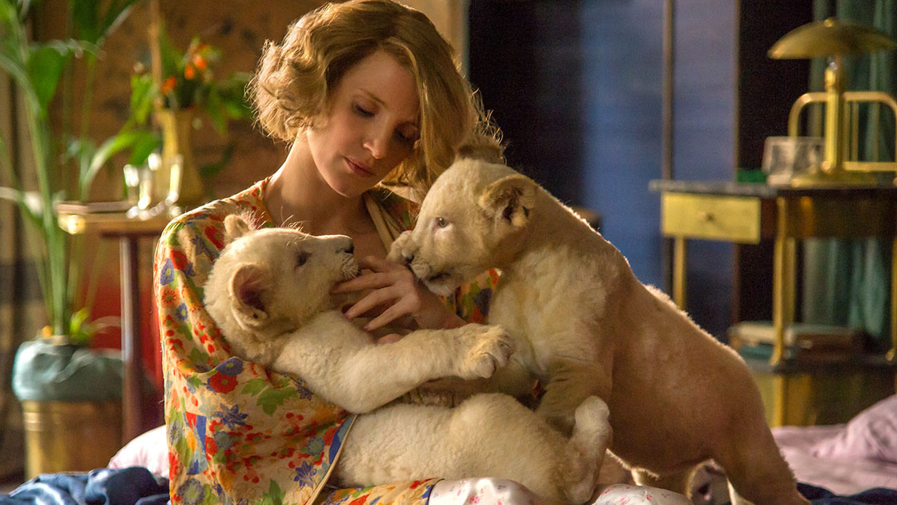'The Zookeeper's Wife': Film Review