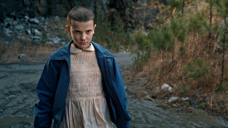 Eleven (Jane Ives), Stranger Things, Millie Bobby Brown -Photofest- H 2016