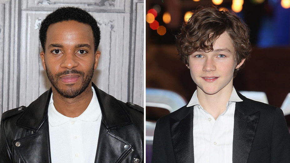 Andre Holland and Levi Miller_Split - Getty - H 2016