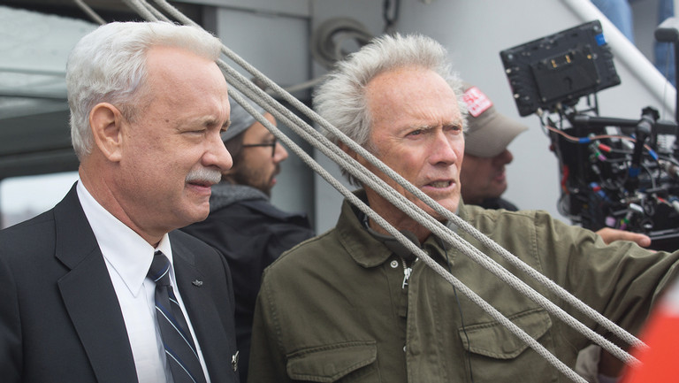 How Clint Eastwood Surviving a Plane Crash Led Him to Direct 'Sully'