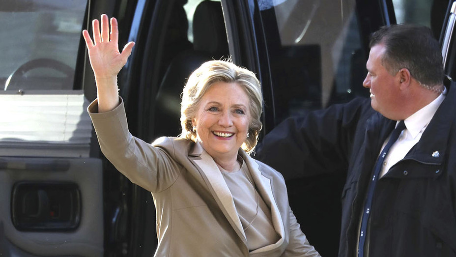 U.S. Democratic Presidential nominee Hillary Clinton - Election Day-AP-ONE TIME USE-  P 2016