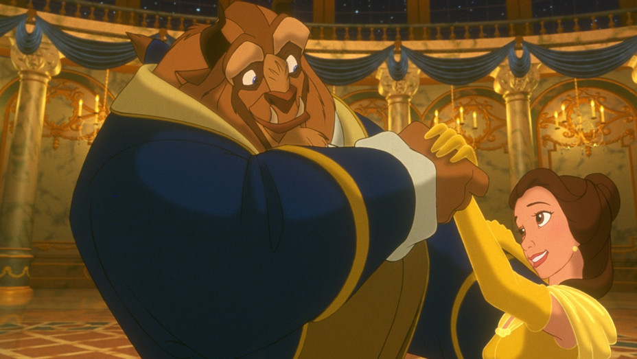 Beauty And The Beast Thr S 1991 Review Hollywood Reporter