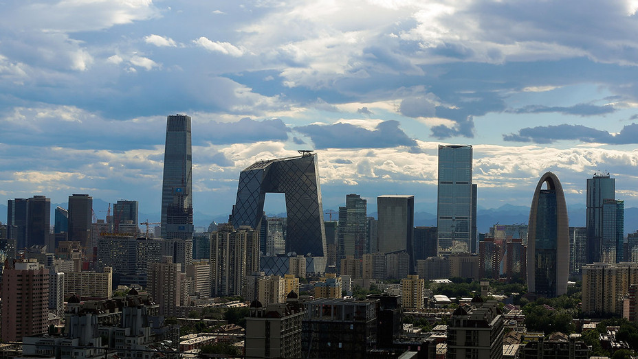 Beijing Skyline - Getty - H 2016