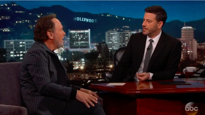 Billy Crystal and Jimmy Kimmel - H 2016