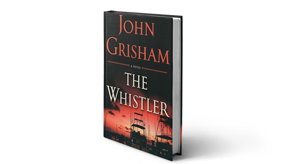 Grisham's The Whistler - Book Cover-H 2016