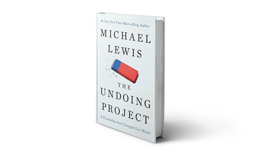 Michael Lewis - The Undoing Project Book Cover-H 2016