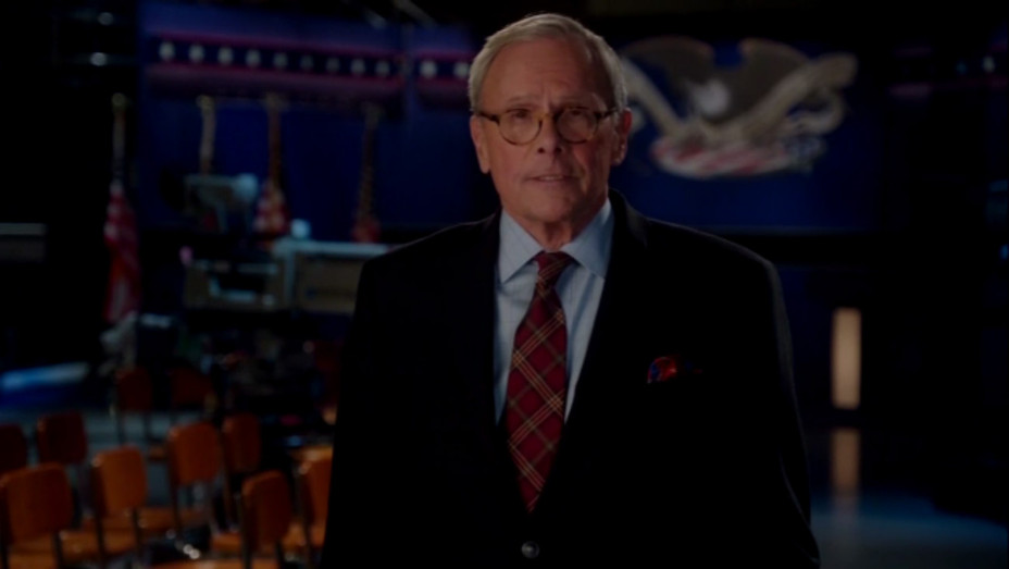 Tom Brokaw SNL election special - H