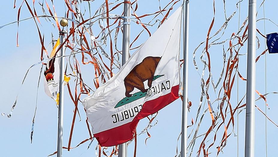 California Flag - Getty - H 2016