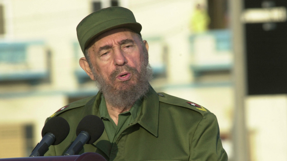 Fidel Castro - Getty - H 2016