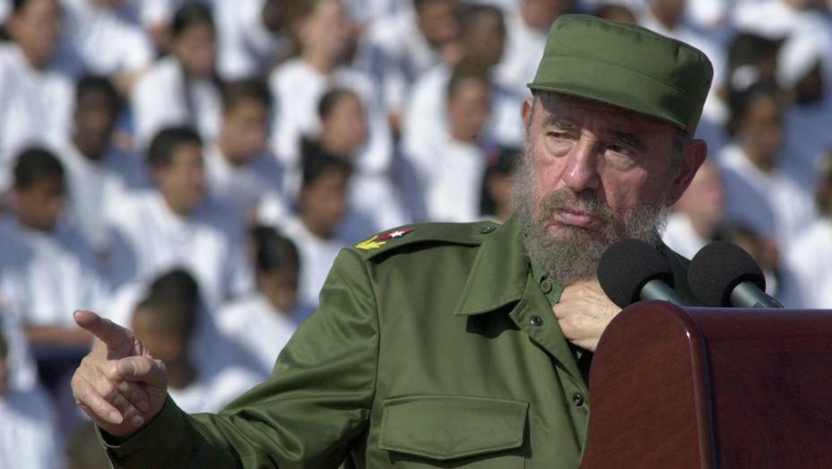 Fidel Castro - Getty - H 2016