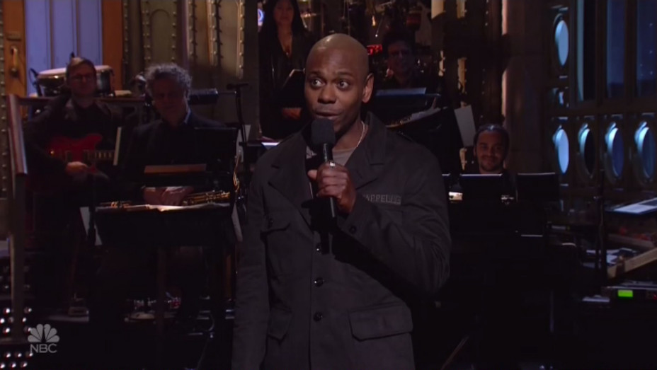 Dave Chappelle on SNL 2 - H 2016