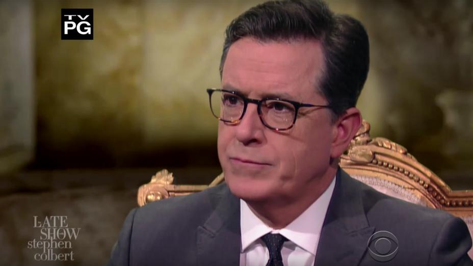 Stephen Colbert — H 2016