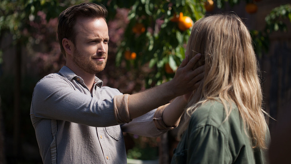 Come and Find Me - Aaron Paul Annabelle Wallis - Still - H - 2016