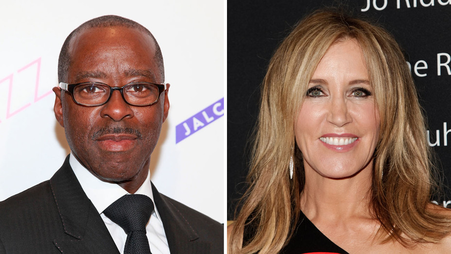 Courtney P. Vance - Felicity Huffman - Split - H - 2016