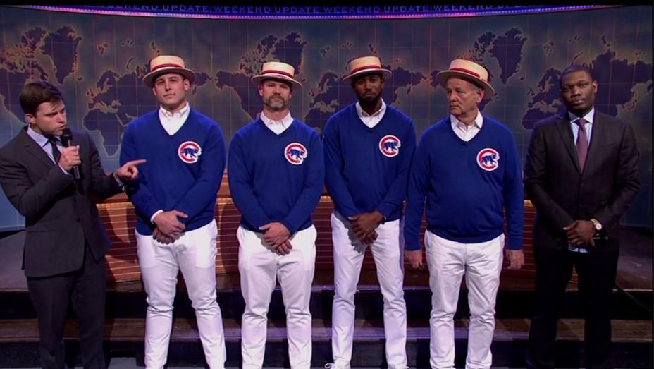 Chicago Cubs - SNL Screengrab - H 2016