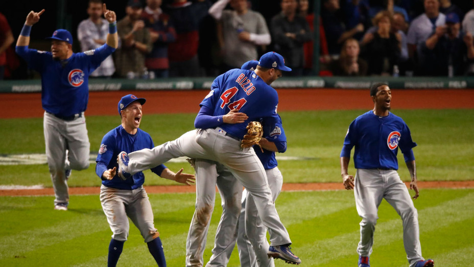 Chicago Cubs Win World Series - Getty - H 2016
