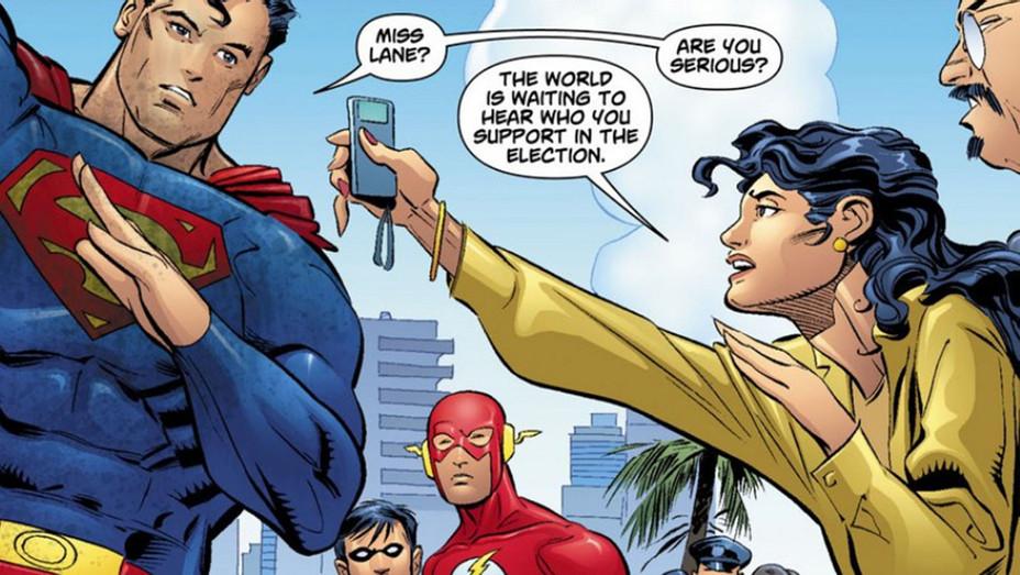 DCU Decisions - Comic - H - 2016