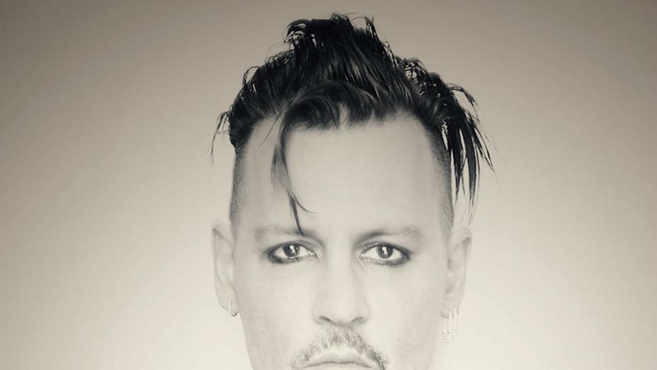 Johnny Depp in campaign for Ukrainian director Oleg Sentsov - P 2016
