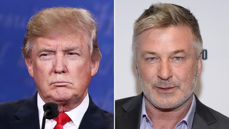 Donald Trump - Alec Baldwin - Split - H - 2016