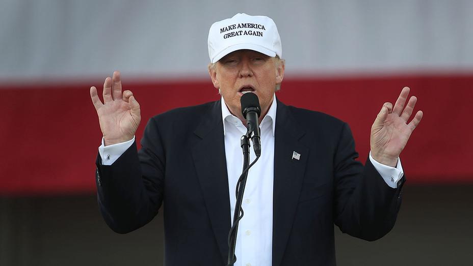 Donald Trump - Miami Rally - H - 2016