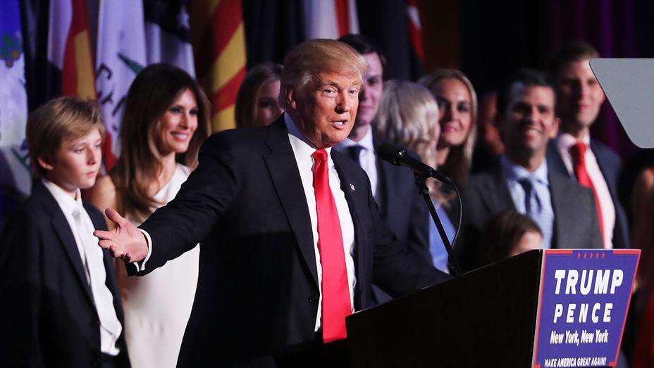 Donald Trump Wins 5 - Getty - H 2016