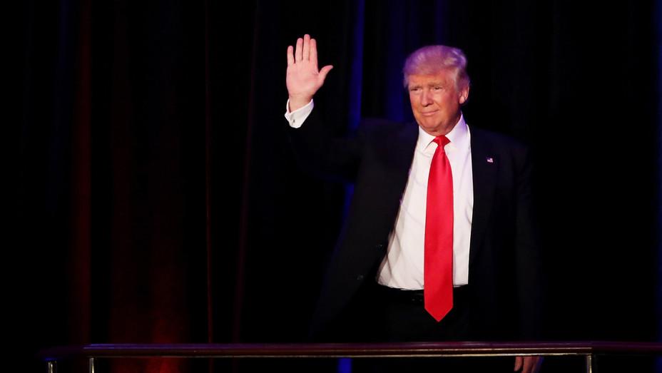 Donald Trump - H Screengrab 2016