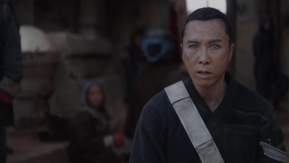 Donnie Yen in Rogue One - Screenshot - H - 2016