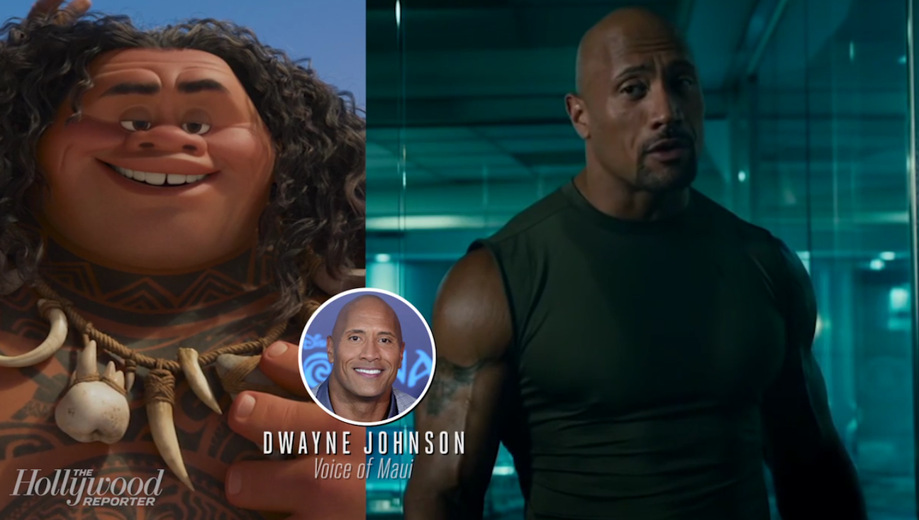 Dwayne Johnson, Alui'i Cravalho and More | 'Moana' Voice Cast
