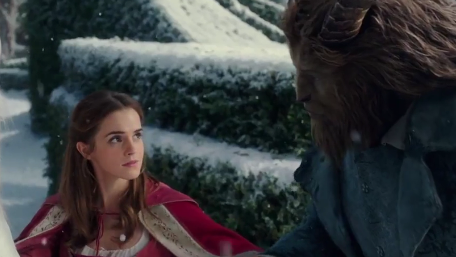 Beauty And The Beast Claws Way To No 1 On Top Movie Trailers Chart Hollywood Reporter