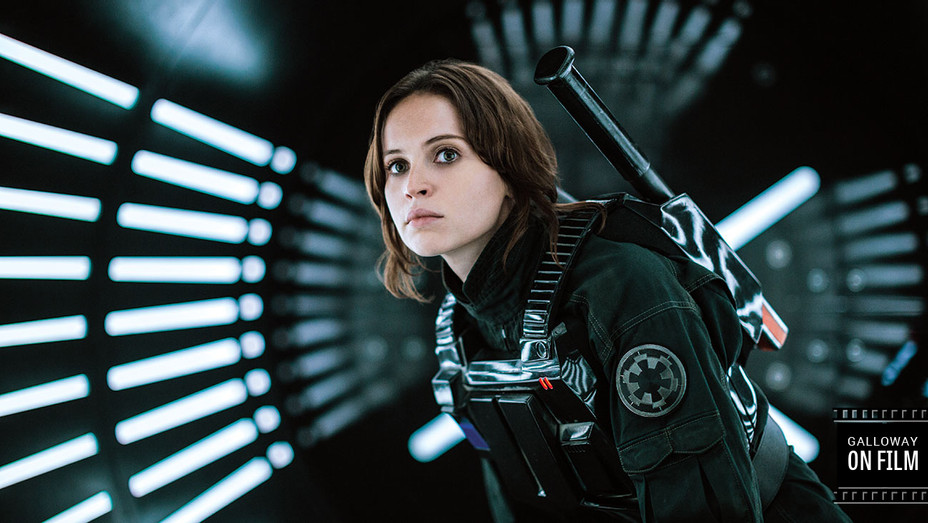 Galloway on Film - Rogue One - H Publicity 2016