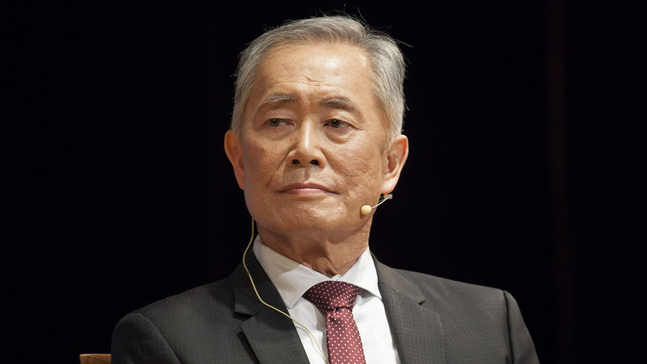 George Takei - Getty - H 2016